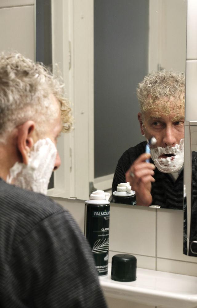 Der Bart soll ab? Wir haben alles, was man dazu braucht.